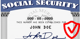 Validate US Social Security number