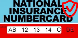 Validate UK National Insurance number (NI No or NINO)